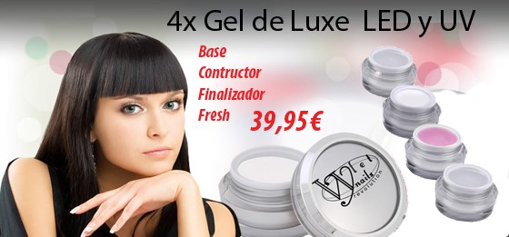 Pack Gel de luxe revolution