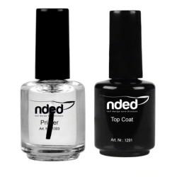 Primer + Top Coat NDED y Konad