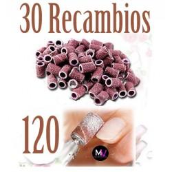 30x Lima Recambio para torno nº80