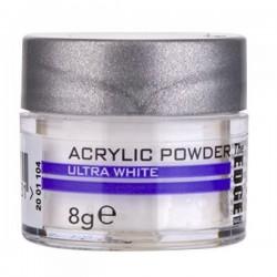 Polvo Acrílico Blanco - 8g / White The Edge Nails