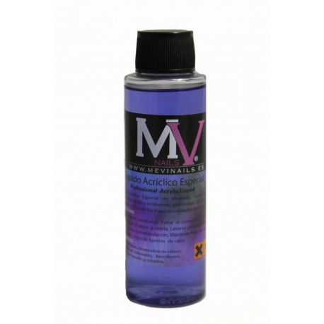 Liquido Acrilico de secado rapido Mevinailsl