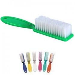 Cepillo para polvo de uñas