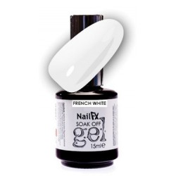 NAIL FX FRENCH WHITE Esmalte permanente