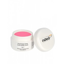 Polvo Acrílico Rosa Neon - 5g / Pink Neon