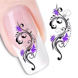 Pegatina nails Nº2