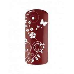 Esmalte Permanente Rojo rubi de venta en mevinails