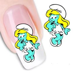 Pegatina nails Nº1