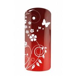 Esmalte Permanente Térmico Rojo - Rosa