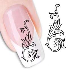 Pegatina nails Nº 31