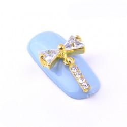 Joya colgante nails 3D Nº7
