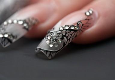 Porcelana de uñas